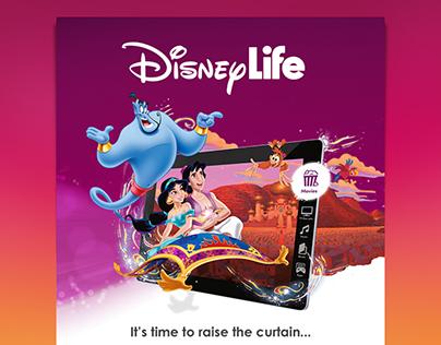DisneyLife emails