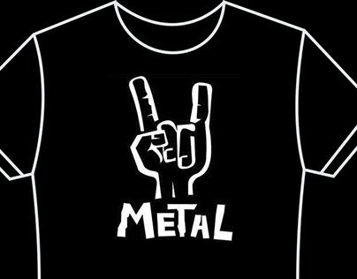 Camiseta Bandas de Rock