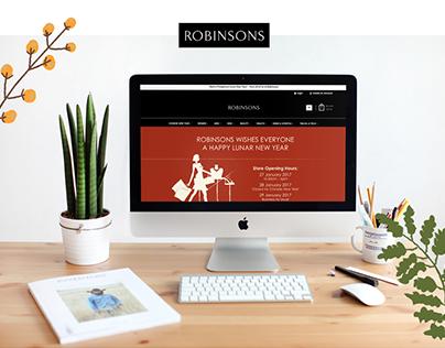 Robinsons Click & Collect Portal