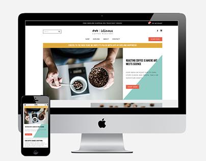 PSD to Shopify Theme Development