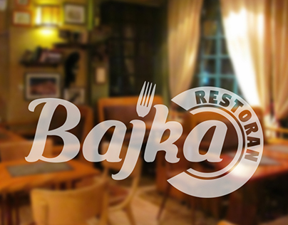 Restaurant Bajka Logo
