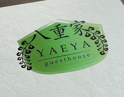 Yaeya Guesthouse Logo
