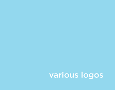 Various Logo design while employed by Agency Access