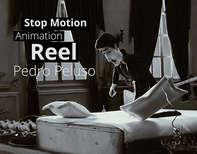 Stop-motion Reel 2017