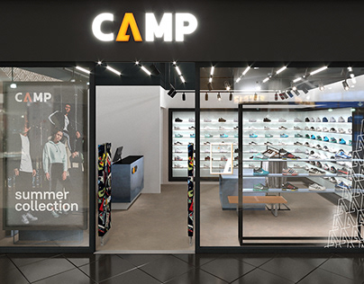 CAMP store project