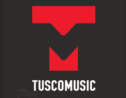 Tuscomusic - Branding/Marketing