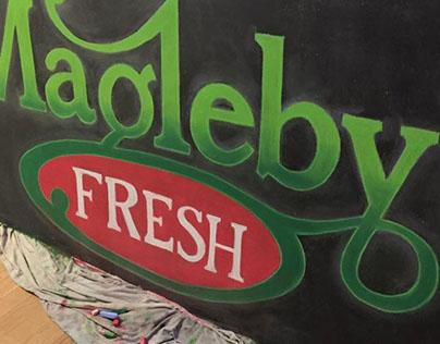 Magleby's Fresh Chalkboard Signs