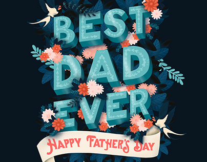 Father's Day Activity Card