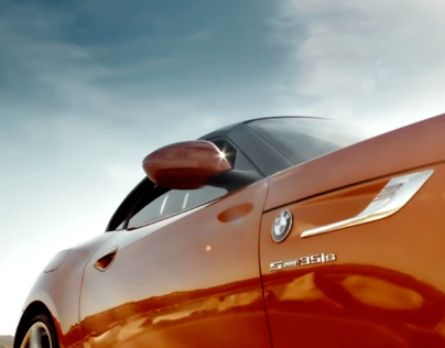 BMW Z4 // LEIDENSCHAFT. GEFORMT AUS DETAILS.