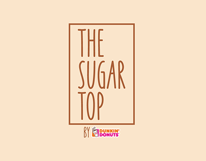 The Sugar Top by Dunkin Donuts