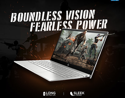 Gaming Laptop Social Media Banner