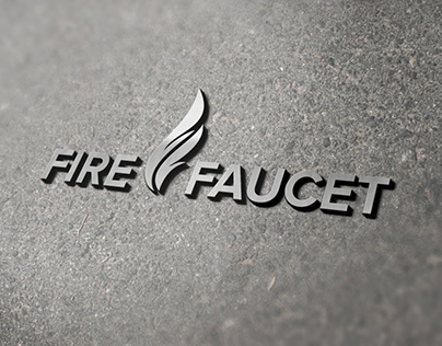 Fire Faucet Logo Design