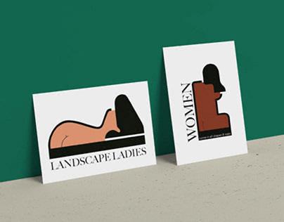 LANDSCAPE LADIES