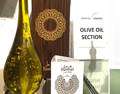 Packaging design [Olive Oil labels]