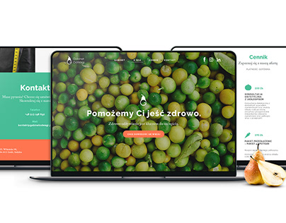 Gabinet Odwagi | branding & web design