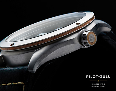 The Pilot-Zulu Collection - Photo & Video Campaign