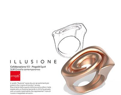 ILLUSIONE - Jewelry Design ring