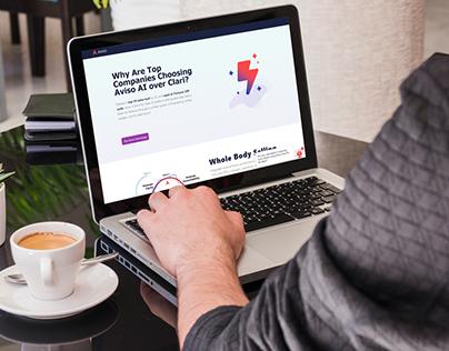 Web Design and Online Ads   info.aviso.com/clari