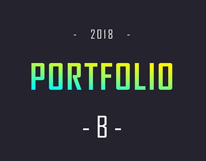 Portfolio 2018 (B)