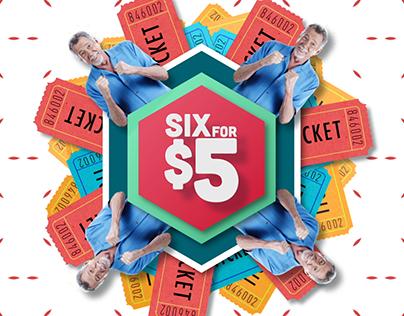 Ohio Lottery's 50/50 Raffle Game