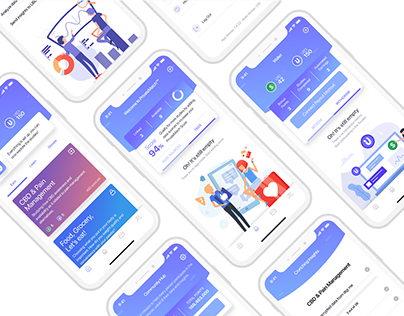 UBDI - App Redesign