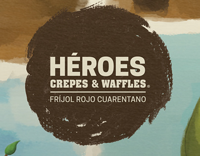 Héroes Crepes & Waffles