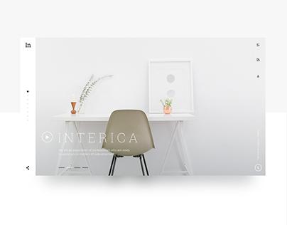 Interica Free Interior Theme
