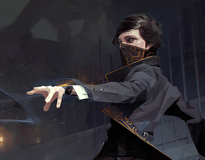 Dishonored2 Gameinformer covers