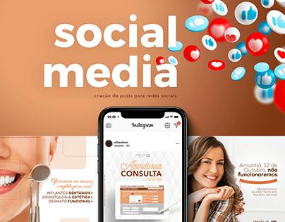 Social Media [Implo - Dentista]