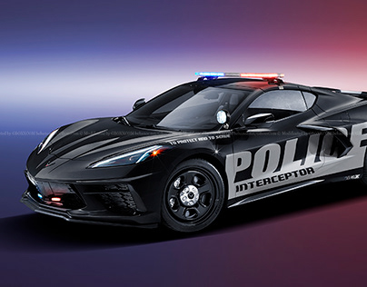 2020 Chevrolet Corvette Stingray Police Interceptor