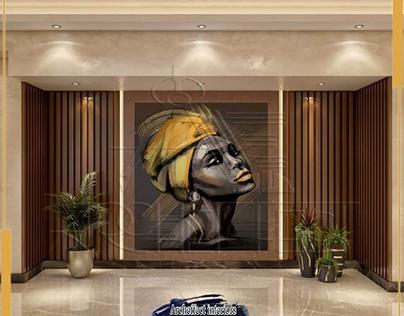 Appartment's interior design