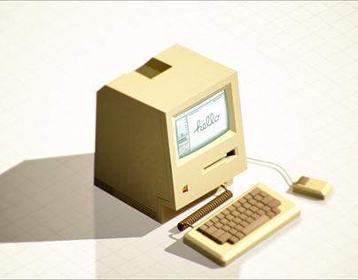 Curious Collection of Macintosh's