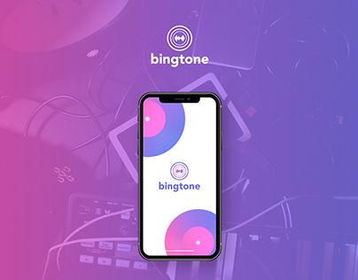 UX/UI Design Bringtone Music App for iOS