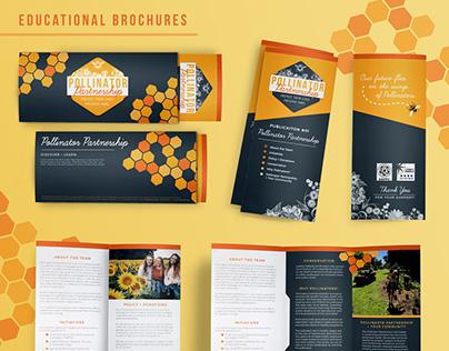 Pollinator Partnership Rebrand