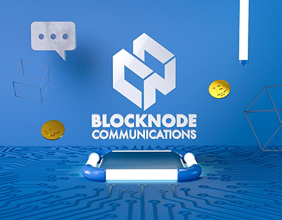 Blocknode Communications Logo