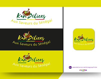 Logotype KAN DELICES