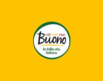 "Buono ""Caffè Pasta Pizza"""
