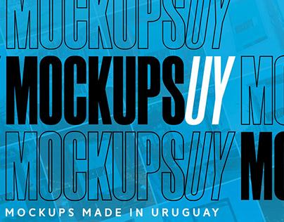 MockupsUY | Mockups made in Uruguay