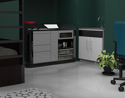 Kally - Smart Micro kitchen