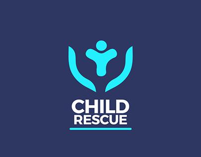 Child Rescue Mobile App Concept Design