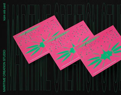 Kám-Siā Card Design