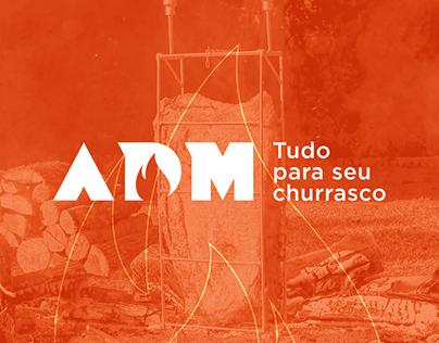 ADM Metais | Projeto Rebranding