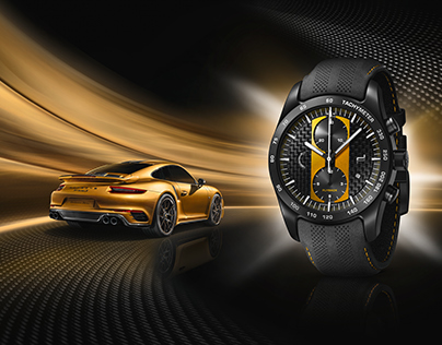 Porsche Design Timepieces Exclusive Series