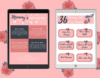 Mommy Self Care Ebook