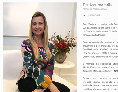 Site - Mariana Halla