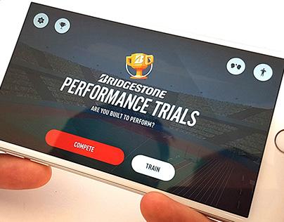 Bridgestone: Performance Trials