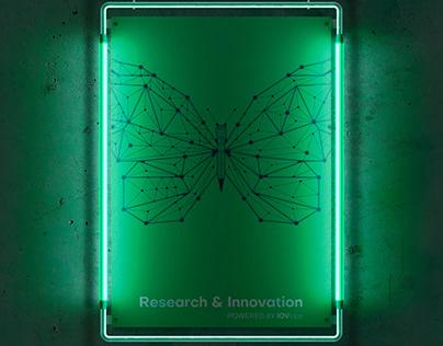 Research & Innovation. Brand Identity