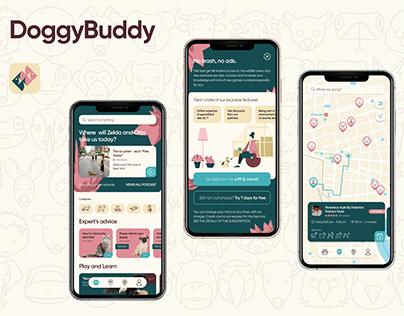 DoggyBuddy App