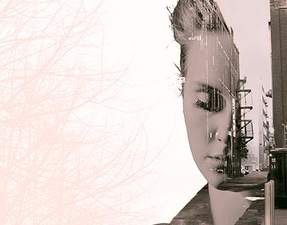Adele 19 Album Re-Design