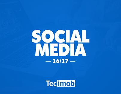 Social Media - Tecimob 2016/17